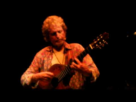 Jon Anderson Royal Exchange Theatre Manchester performing Soon 04/08/13