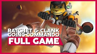 Ratchet And Clank 2 | Full Gameplay/Playthrough | PS3 60ᶠᵖˢ | No Commentary
