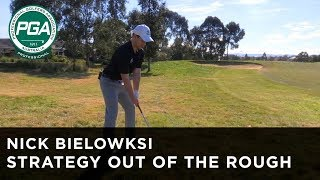Strategy out of the rough | PGA TV: Instructional Golf Tip thumbnail