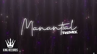 Kevin Roldan, De La Ghetto, Mackie Feat. Lyanno, Miky Woodz, Kevvo - Manantial Remix (Lyric Video)