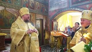 Слово митрополита Ферапонта в праздник святых апостолов Петра и Павла