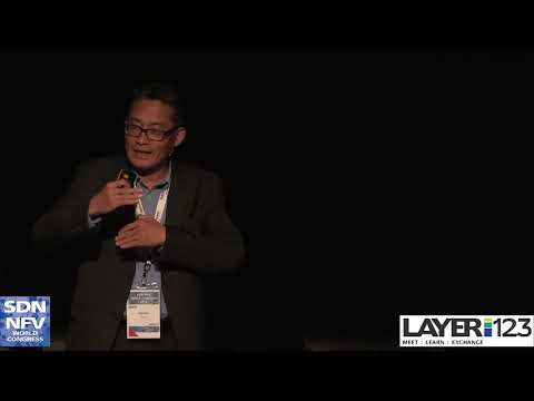 Alan Hu, Sr  Director of Router & Carrier Ethernet Product Line, Huawei