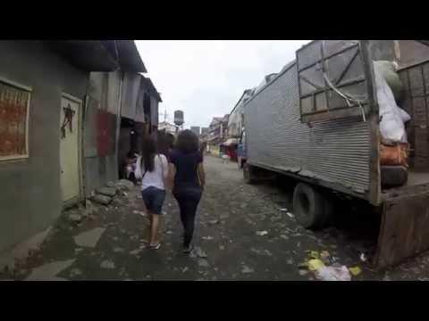"""""""Aroma"""" slum in Tondo, Manila part 1"""