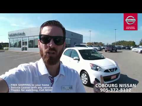 2015 Nissan Micra SV Review at Cobourg Nissan