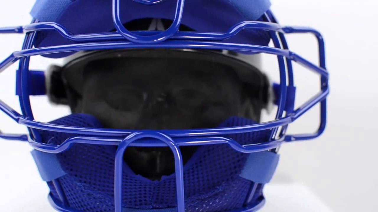 All Star Traditional Steel Catchers Mask