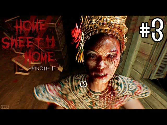 Home Sweet Home EP.2 - Gameplay Part 3 (Thai DANCER GIRL)