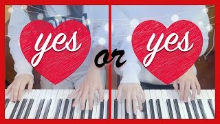 🎵Twice(트와이스) - Yes or Yes | 4hands piano