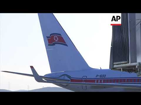 UN Undersecretary General for Political Affairs arrives in Pyongyang