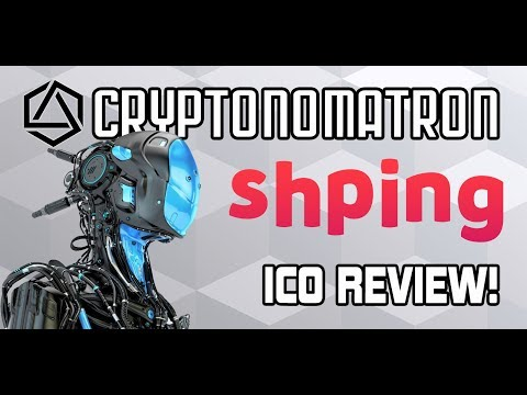 SHPING ICO Review! A New Cryptocurrency for Shopper Marketing and Rewards.