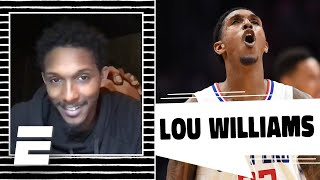 Lou Williams on playing with Kobe and Allen Iverson's influence   WYD? with Ros Gold-Onwude