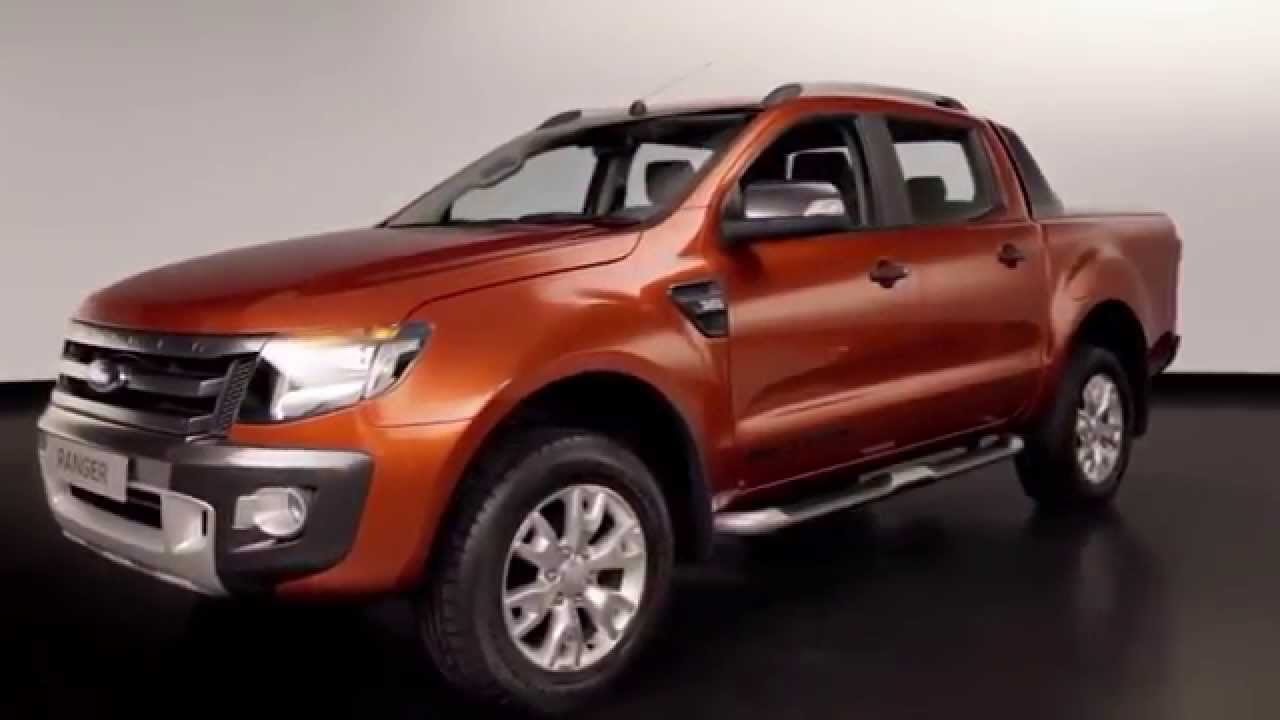 All new Ranger Wildtrak 2.2 & 3.2 Line jojoenexsus - YouTube