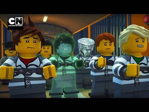 Jailbreak | Ninjago | Cartoon Network
