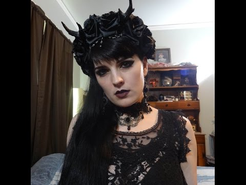 Victorian/Gothic Vintage Inspired Clothing Haul! Shiv s Style. from YouTube · Duration:  7 minutes 22 seconds