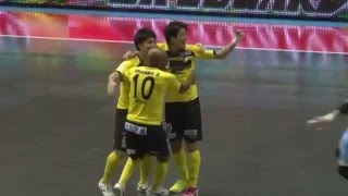 Fリーグ、素敵なゴール集(2015/2016シーズン第31節)