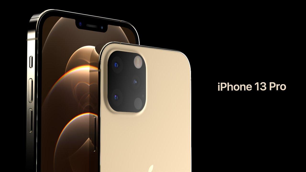 iPhone 13 Pro Concept— Apple