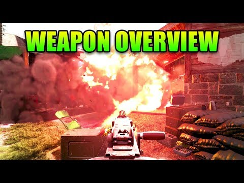 Far Cry 5 Weapons Guide