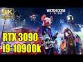 RTX 3090 вытягивает Watch Dogs: Legion в 4K/60 fps с трассировкой лучей только в режиме DLSS
