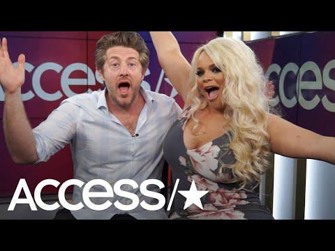 Trisha Paytas & Jason Nash Hilariously Dish About Their Relationship   Access