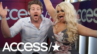 Trisha Paytas & Jason Nash Hilariously Dish About Their Relationship | Access
