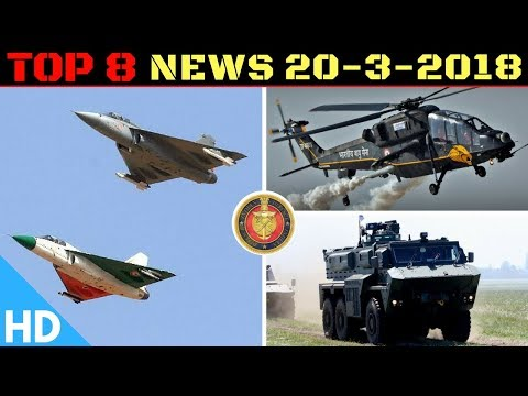 Indian Defence Updates : Tejas MK2 Canards,LCH Production,OFB New Prototype,India-France 'Varuna-18'