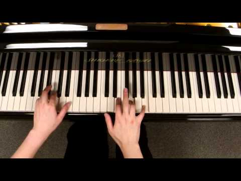 From Foreign Lands and People, Scenes from Childhood, Op  15, No. 1 by Robert Schumann (Tutorial)
