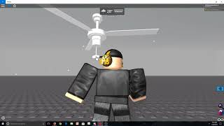ROBLOX: Ventilatore da soffitto WareWinds CFC