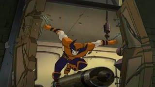X-Men: 00 Çizgi film) Evrim [açılış tema HD]