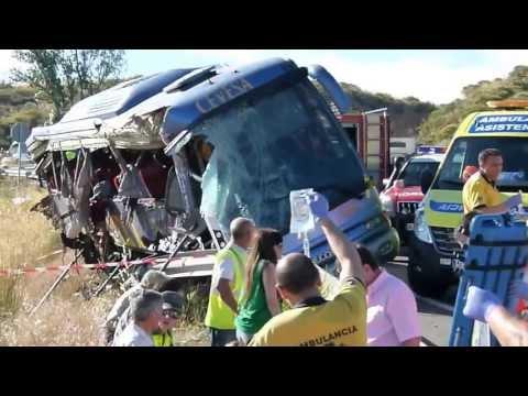 Nueve Muertos En Accidente De Autobús En Ávila