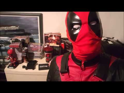 Thom Cruz Reviews Deadpool The Movie