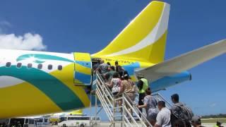 [Flight Report] CEBU PACIFIC   Caticlan ✈ Manila   Airbus A320   Economy