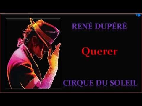 "Cirque du Soleil - ""Querer"" Lyrics de René Dupéré en HD."