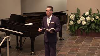 4/17/2021 - So That Nothing is Lost - Pastor John Mutchler