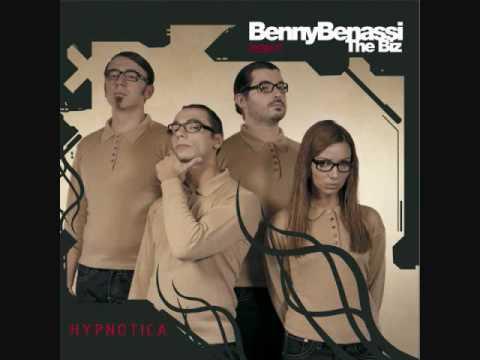 Inside Of Me - Benny Benassi - Hypnotica