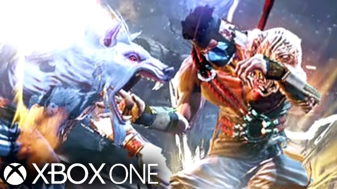 Boxing Games For Xbox One : Xbox one killer instinct gameplay multiplayer next gen