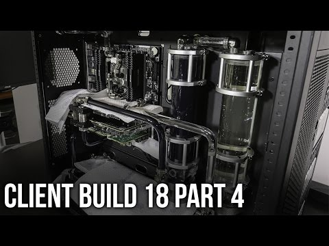 SC Build #18: Extreme Workstation: Part 4