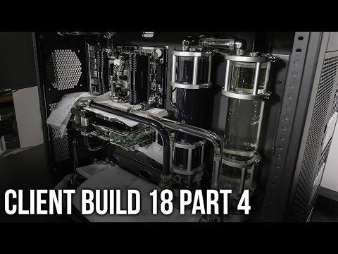 Client Build 18 Part 4   Singularity Computers