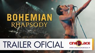 'Bohemian Rhapsody' - Trailer #2 (Legendado)