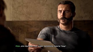 Subscribe ➜ http://bit.ly/2oukw8n call of duty modern warfare 2019 / cod mw4 ending + post credits all endings and soap reference john mactavish, ...