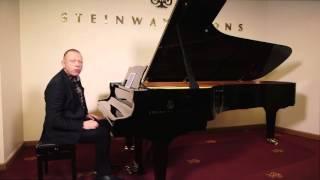 Piano Lesson on Polyrhythms