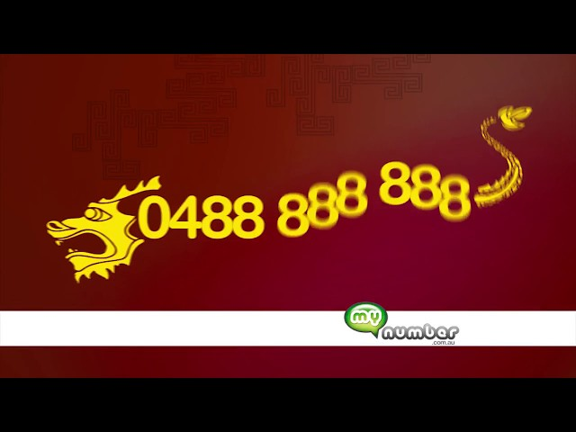 My Number TVC
