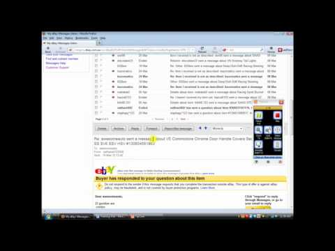 EBay Login & Customer Email