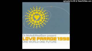 Dr Motte & Westbam - One World One Future (Official Mix) Remastered