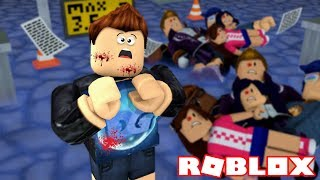 I AM THE ONLY ONE THAT HAS SURVIVED IN ROBLOX...