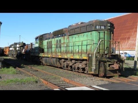 Port Of Tillamook Bay Lost Trains!