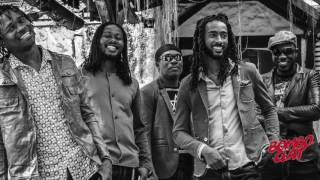 Raging Fyah - Dash Wata (Lyrics CC)