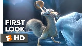 Ice Age: Collision Course - Cosmic Scrat-tastrophe Official First Look (2015) - Animated HD