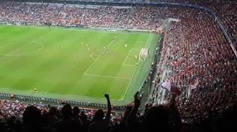 FC Bayern vs. FK Rostow | 2:0 Thomas Müller LIVE