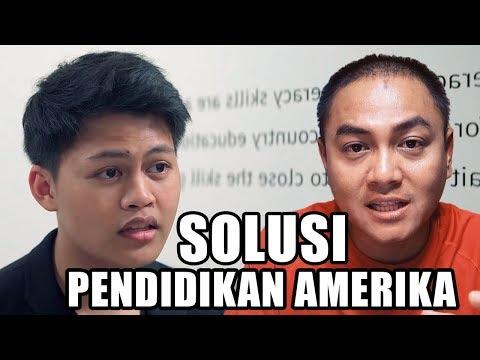 Agung Hapsah Indonesia ketinggalan 128 Tahun Solusi Pendidikan Amerika