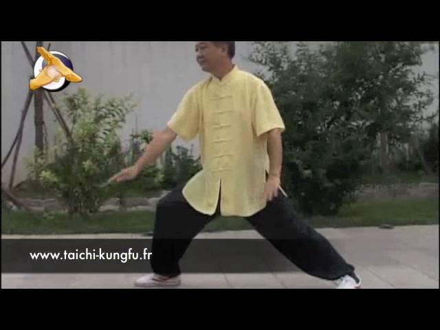Zheng Xu Dong Taiji (Tai Chi) style Chen - Mouvements 33-74