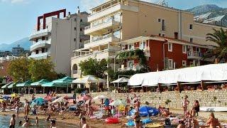 Отдых в отеле Обала плюс (Рафаиловичи, Черногория). Holidays in the hotel Obala Plus